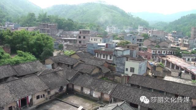 【博白县】朴质的美沙村