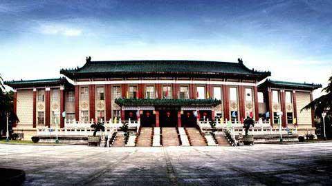 荆州博物馆精美文物