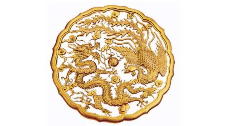 中华民族龙凤文化