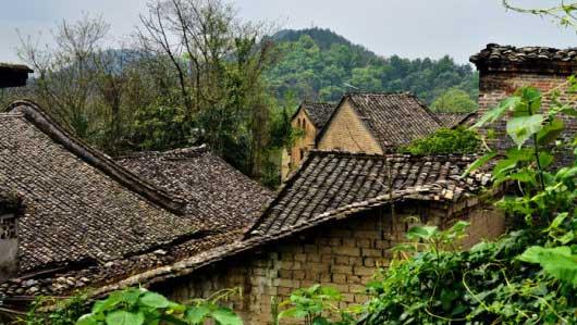 【广西】桂林的古村镇熊村(二)