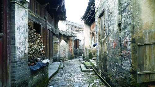 【广西】桂林的古村镇熊村(三)