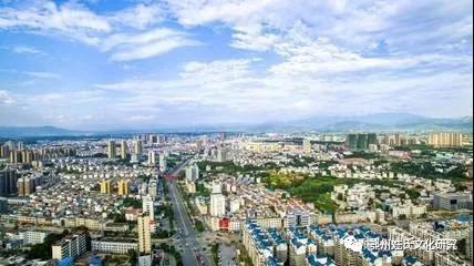 麻城孝感乡部分古今地名对照(三)